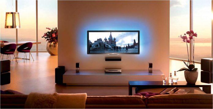 Настраиваем правильное отображение контента у Philips 21:9 LED TV