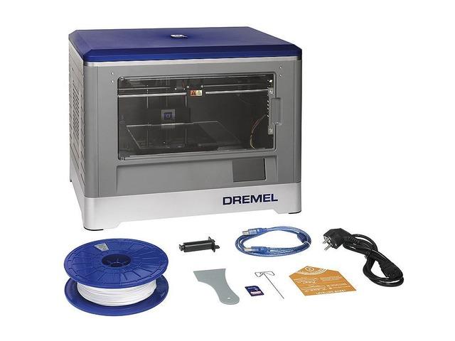 Тест 3D-принтера Dremel 3D20