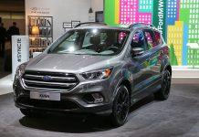 Ford KUGA MWC 2016