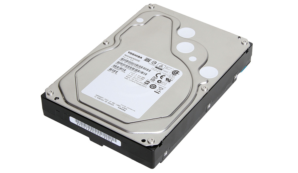 Toshiba MC 5TB (MC04ACA500E)