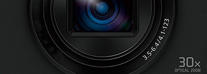 Мегазумные фотокамеры