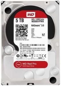 Тест жесткого диска WD Red Pro 5 Тбайт (WD5001FFWX): без компромиссов