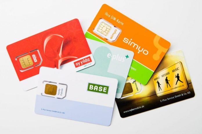 Чип вместо SIM-карт