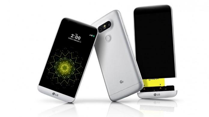 Тест смартфона LG G5: модульные технологии