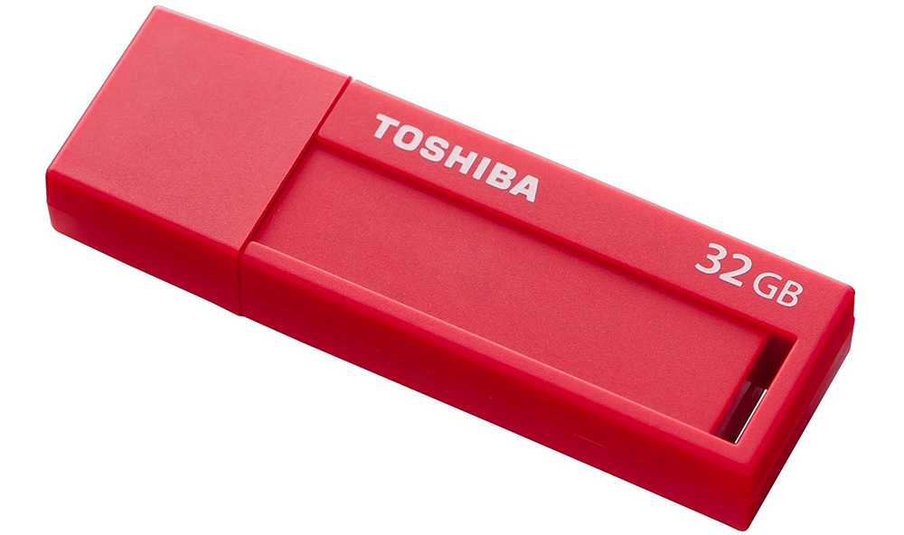 Toshiba TransMemory, 64 Гбайт