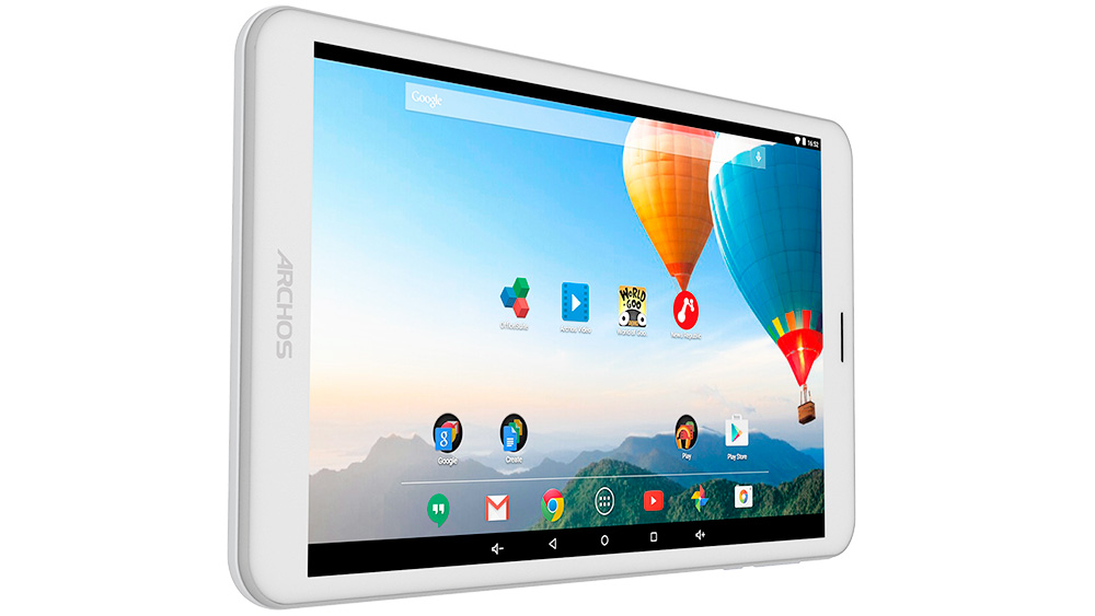 ARCHOS 80c Xenon: 8-дюймовый формат планшета видится нам оптимальным, ведь в этом случае пользователь получает достаточно большой экран, а габариты и масса устройства при этом относительно небольшие.