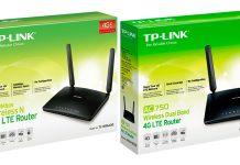 TP-LINK TL-MR6400 и TP-LINK Archer MR200