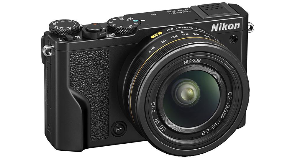 Nikon DL 18-50mm F/1,8-2,8