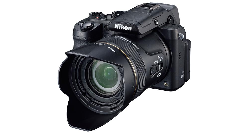 Nikon DL 24-500mm F/1,8-2,8