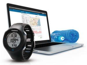 В связке: GPS-часы синхронизируют собранные данные со смартфоном и ПК