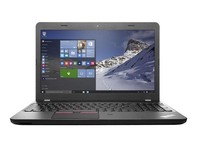 Тест ноутбука Lenovo ThinkPad E560
