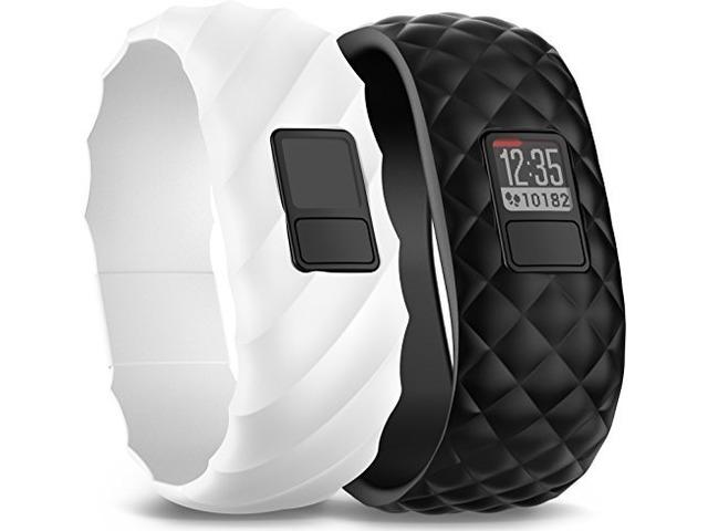 Тест фитнес-трекера Garmin Vivofit 3