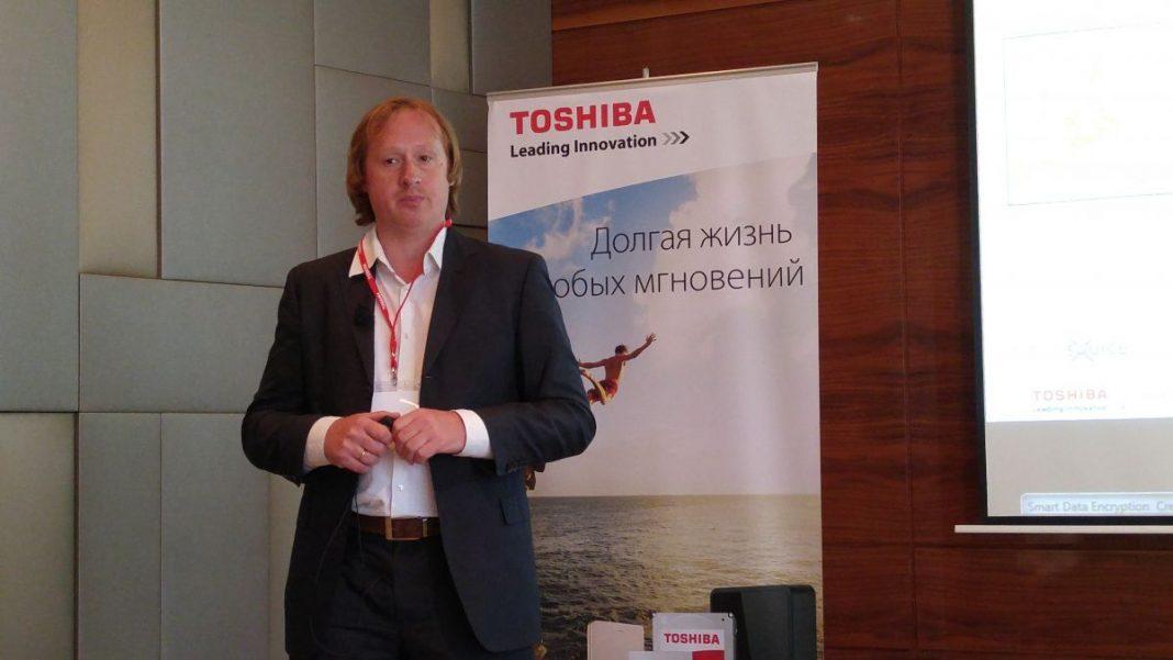 Toshiba представила в России новую стратегию в области систем хранения данных