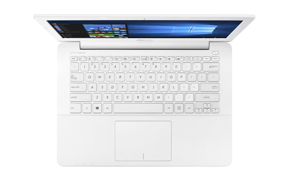 Asus X302UA-FN054T: убедительный тачпад, средненькая клавиатура.