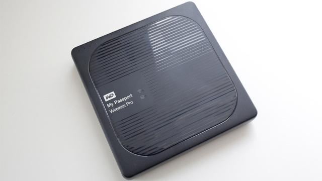 Практический тест WLAN-диска WD My Passport Wireless Pro