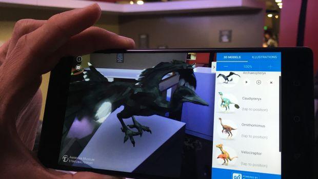Lenovo Phab Pro 2: первый смартфон с Google Tango