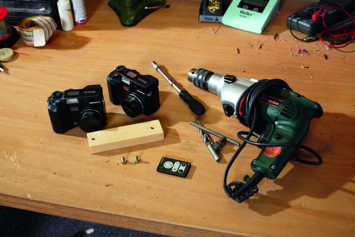 3D-камера в домашних условиях