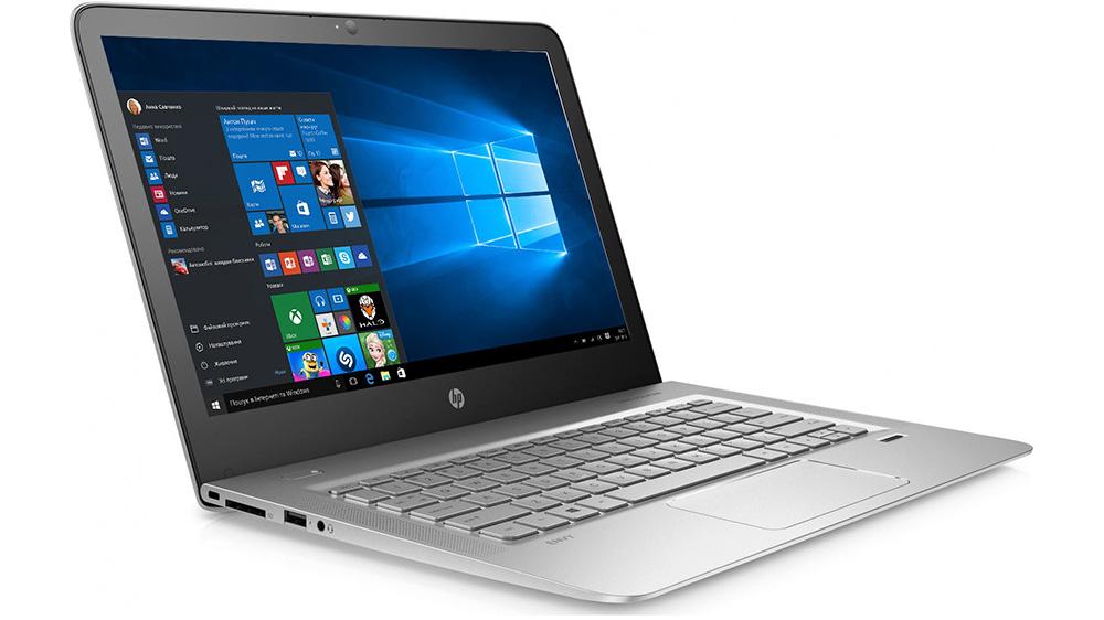 HP Envy 13-d002ur: яркий дисплей с огромным разрешением.