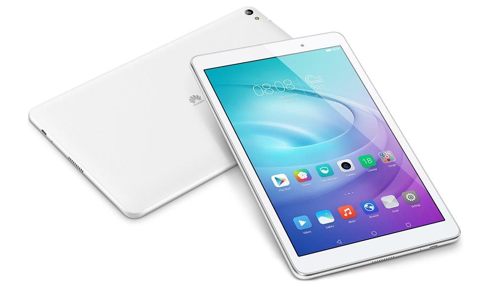 Huawei MediaPad T2 10.0 Pro: 10,1-дюймовый дисплей с разрешением Full HD.