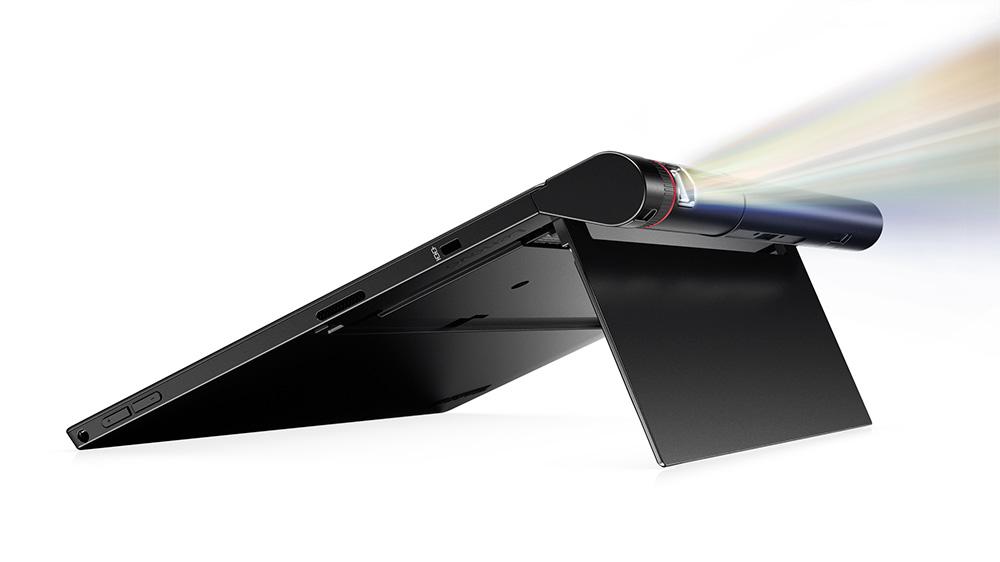 Lenovo ThinkPad X1 Tablet: планшет можно переделать в пико-проектор.