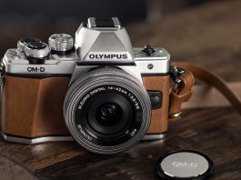 Olympus OM-D E-M10 Mark II (Limited Edition)