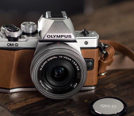 Olympus OM-D E-M10 Mark II (Limited Edition)