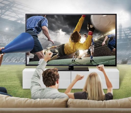 The best way to watch football on your TV