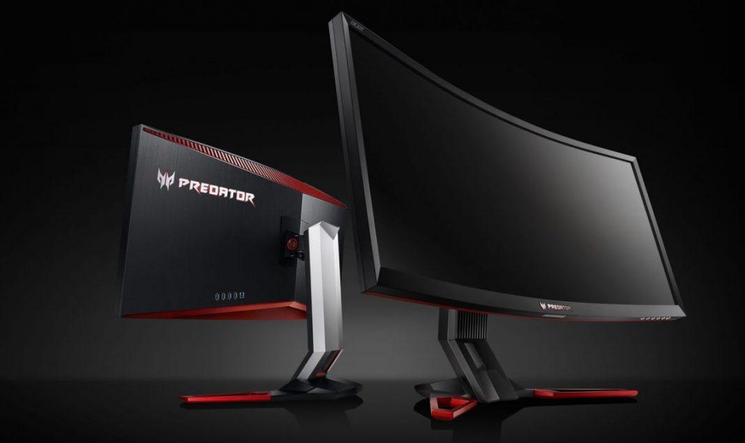 Acer Predator Z35: технологичный гигант с панорамным эффектом