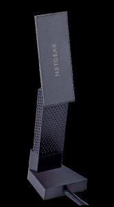 Адаптер ac-WLAN. Благодаря порту USB 3 достигается высокая скорость передачи данных, но лишь при условии хорошего приема. В этом поможет USB-удлинитель