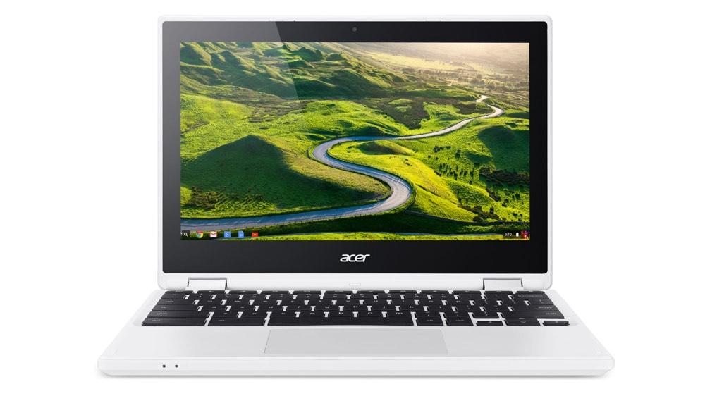 Acer Chromebook R11: компактный и оснащен сенсорным дисплеем.