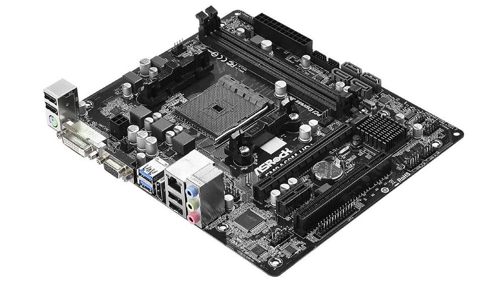 ASRock FM2A68M-HD+: AMD-системы хорошо подходят прежде всего для недорогих проектов.