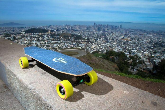 Практический тест Blink Board: этот скейт едет сам по себе