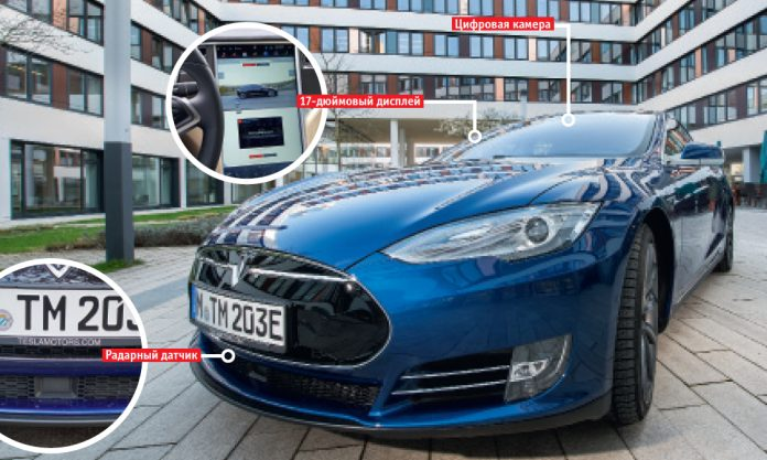 Практический тест автопилотов Tesla и Audi Q7