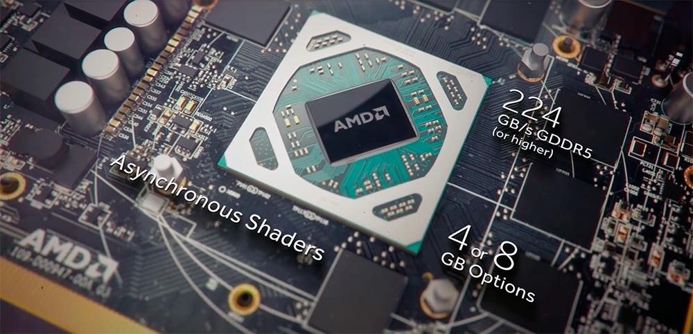 AMD Radeon RX 480 8GB: Готова к работе с виртуальной реальностью.