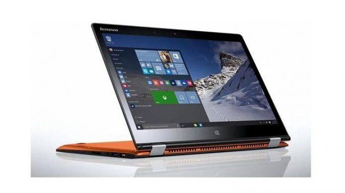 Тест Lenovo Yoga 700-14lSK: удачный трансформер с сильно бликующим дисплеем