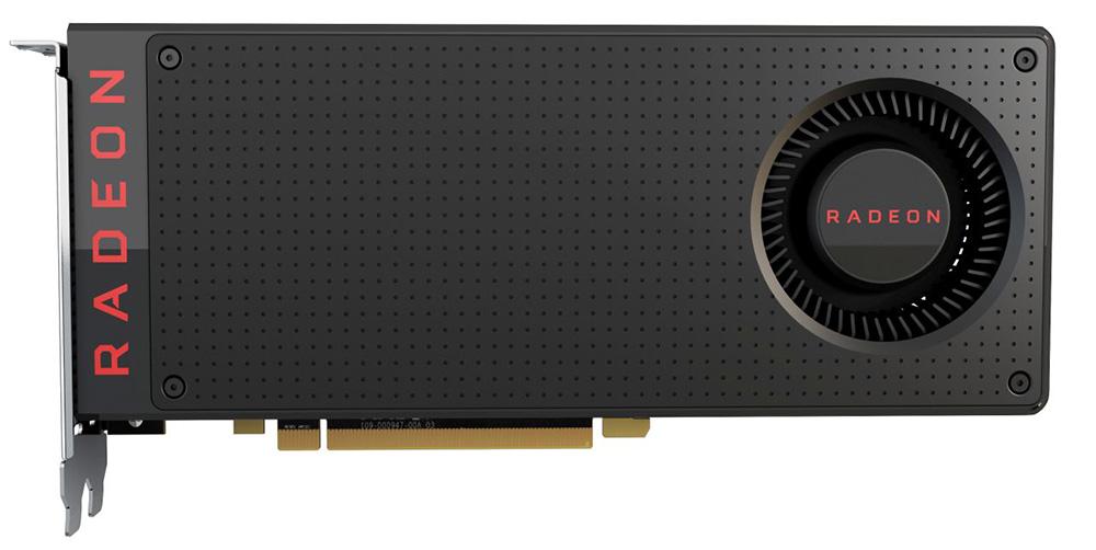 AMD Radeon RX 480 8GB