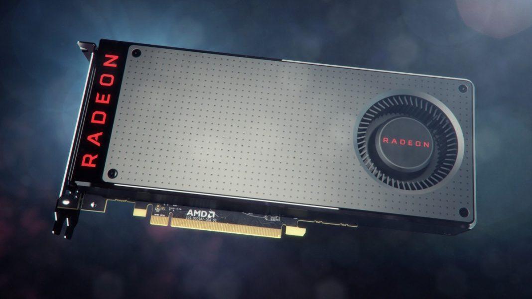 Тест видеокарты AMD Radeon RX 480
