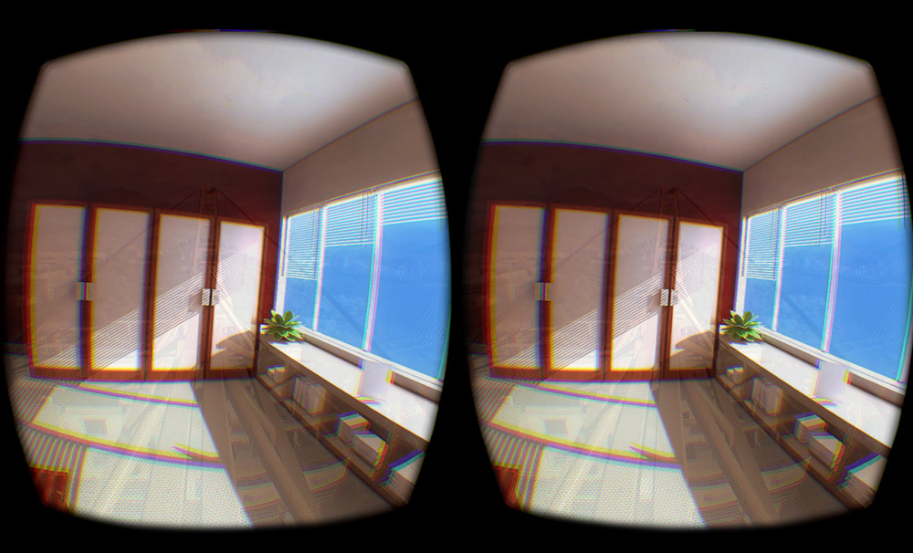 Don't Let GO - Oculus Rift
