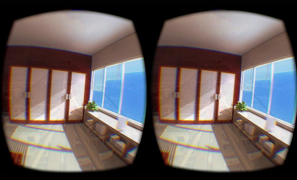 Don't Let GO - Oculus Rift