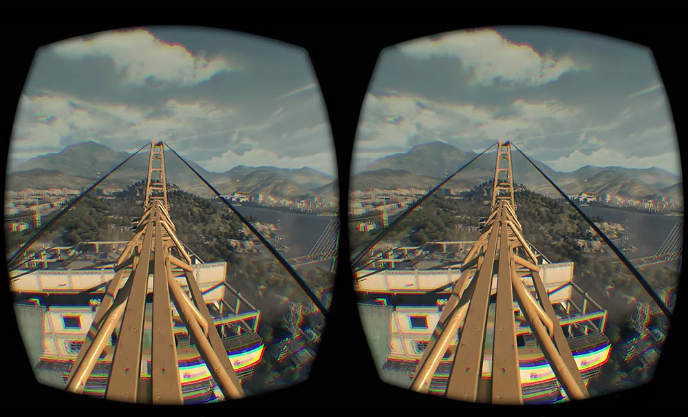 Dying Light - Oculus Rift