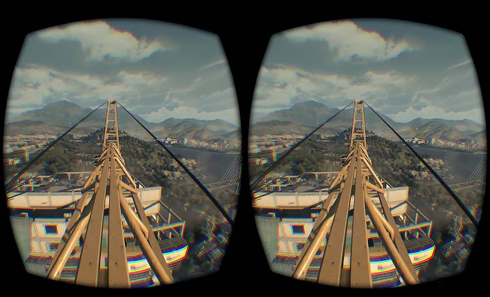 Dying Light - Oculus Rift