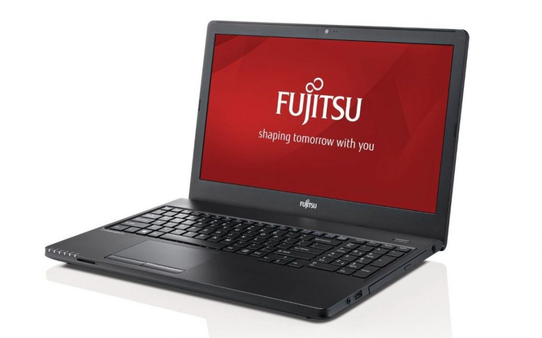 Тест ноутбука Fujitsu Lifebook A555: доступный унивесал с проблемами веса