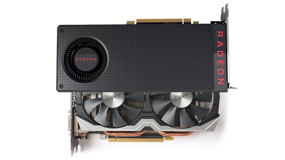 GTX 1060 vs RX 480