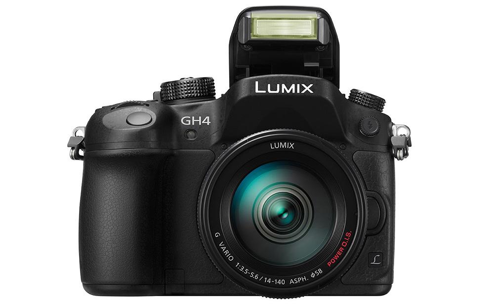 Panasonic Lumix DMC-GH4
