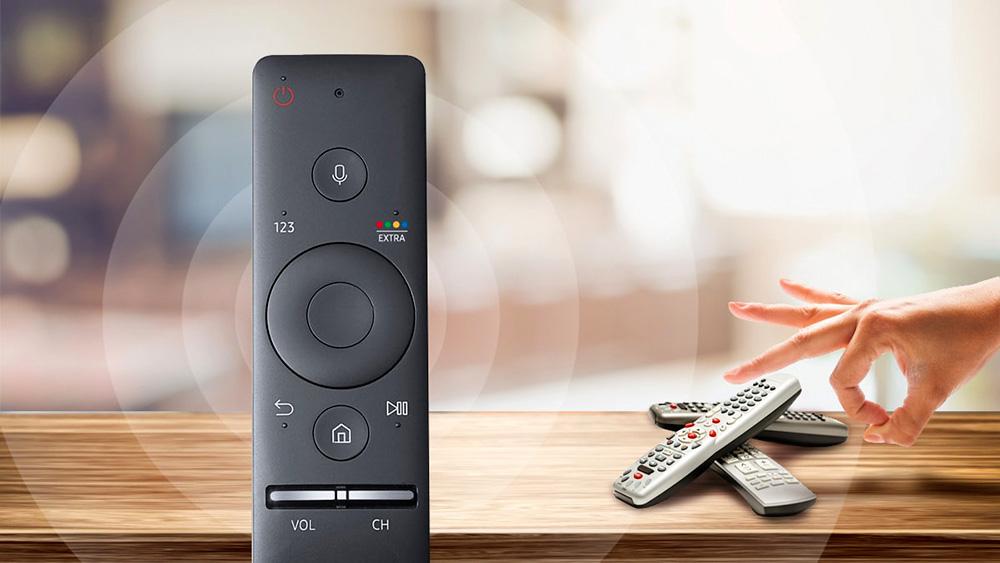 Premium Smart Remote: замена традиционному ПДУ с минимумом кнопок.
