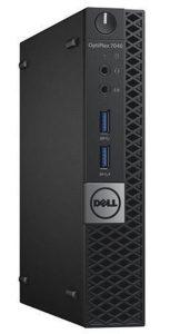 Dell OptiPlex 7040 Micro: снаружи маленький, внутри достаточно «большой»