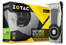 Zotac GeForce GTX 1070 Founders Edition