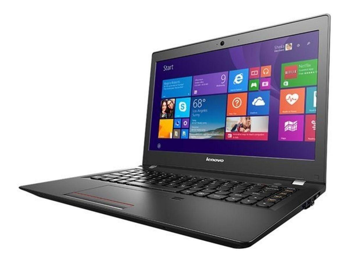 Lenovo E31-70: слабый только в плане мобильности