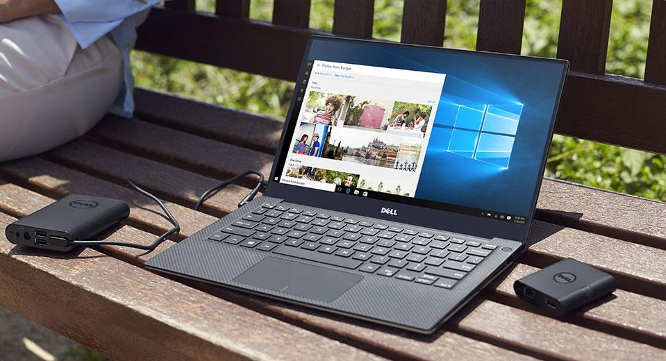 Тест ноутбука Dell XPS 13 2016: новый лидер