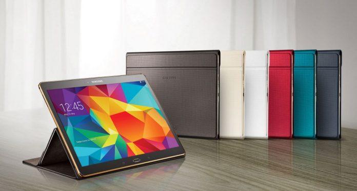 Тест планшета Samsung Galaxy Tab S 10.5: большой AMOLED-планшет